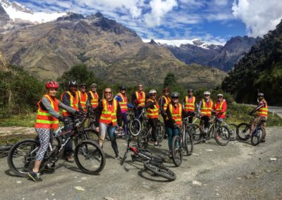 Peru 2017 Biking